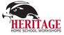 Heritage Home School Workshops Logo